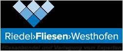 Riedel-Fliesen-Westhofen Logo