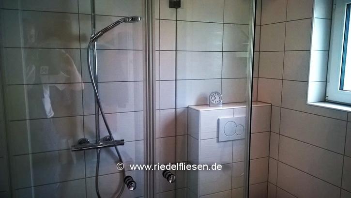 badsanierung mit duschrinne riedel fliesen westhofen. Black Bedroom Furniture Sets. Home Design Ideas